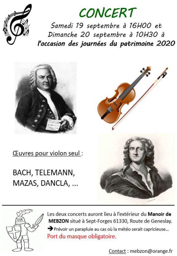 Affiche Mebzon 2020
